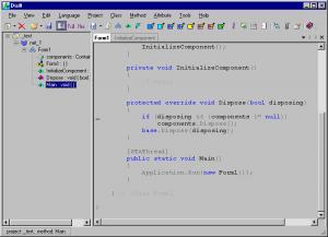 Dekompilator Dis#