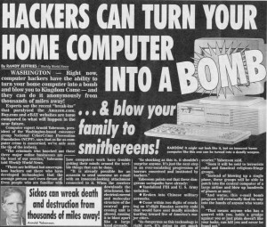 Hacker Bomb
