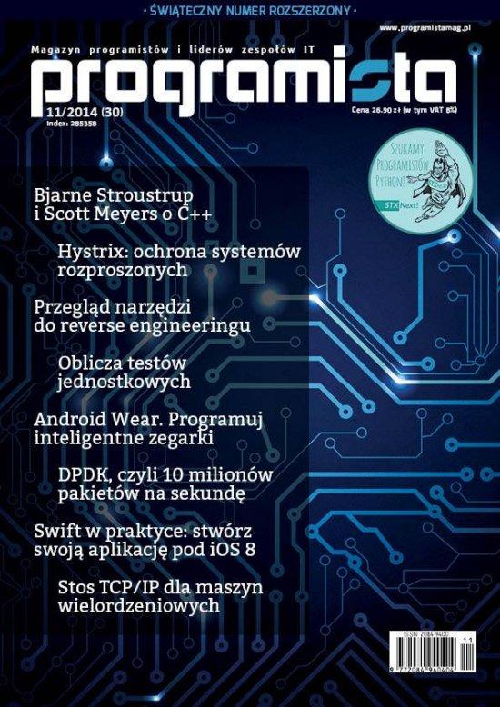 Magazyn Programista 11/2014